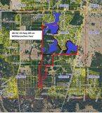 282 + ACRES FOR SALE, HERNANDO, OVER 1 MILE  FRONTAGE