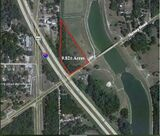 9.82+- Acres Vacant CG Land on Harney Road
