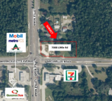 Prime 1.40 Acre Commercial Lot for Lease or Build to Suit