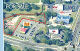 1.22+/- Acre Commercial Site in Brandon