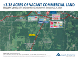 3.38 acres of Commercial Land U.S. Hwy. 41
