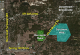 55 Developed Lots in Southern Hills Brooksville