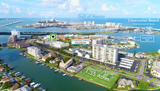 1.35+- ac for 46 Condos/16 Private Docks in Clearwater