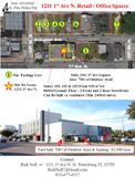 3 New Retail Suites Downtown St. Pete Edge Dist Tons of Parking