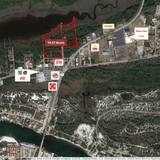 19.57 Acres Waterfront Land