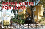 South Tampa Office Suites for Lease