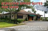 Westshore Executive Office Suites For Lease
