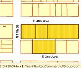 Redevelopment Site in Ybor! Hospitality, Retail, Multifamily, Office
