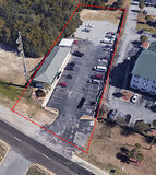 1,998 SF Navy Blvd-Retail-Lots of parking